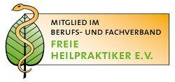Freie Heilpraktiker e. V. Logo